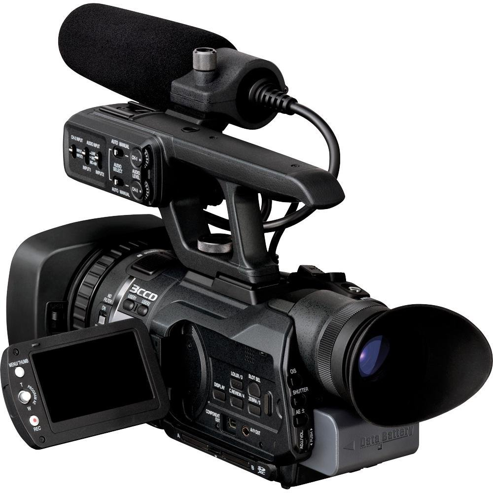 JVC Camera Kit | Equipment Reservations